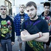Dysphoria (brutal deathcore/mathcore, Kiev/Ukraine)