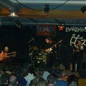 Barbaro at Fonó