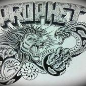 PROPHET shirt design