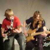 Matt n James Rocking
