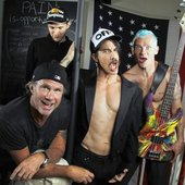 LA Times Article Image - RHCP