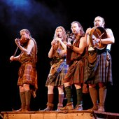 Theatershow Celtic fire