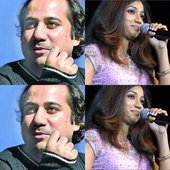 Rahat Fateh Ali Khan & Shreya Ghoshal