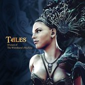 "Cover art for ""Tales (10 years of TWM)\"""