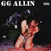 g.g. allin & the scumfucks