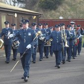 The Western Band Of The RAF