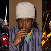 Tonton David, Manu Katché et Geoffrey Oryema