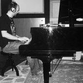 """New CD \""""Viandanze\"""" - Recording Session"""