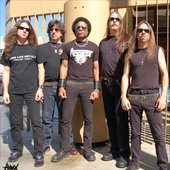 HIRAX PROMO PHOTO HOLLYWOOD, CA 2008  http://www.hirax.org