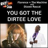 Florence Welch & Dizzee Rascal