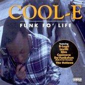 Cool-E - Funk Fo' Life. 1997