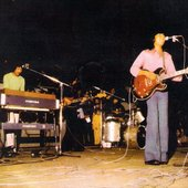 At Sport Hall Senayan, Circa 1972.