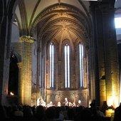 "VAK at the festival \""Músicas de la itinerancia\"" September 2011"