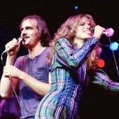 Carly Simon & James Taylor