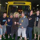 Pre-European tour