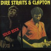 Dire Straits with Eric Clapton
