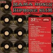 Mama Rosin together with Hipbone Slim and the Kneetremblers