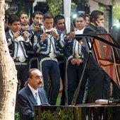 con el mariachi vargas de tecatitlán