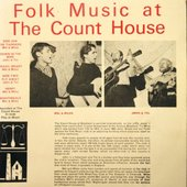 Folk Music at The Count House