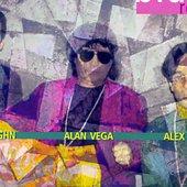 Alan Vega - Alex Chilton - Ben Vaughn