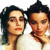 PJ Harvey & Björk