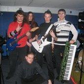 MoonWay at Franky Records