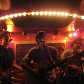 Golden Bones at Pete's Candy Store 10.10.08