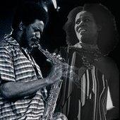 Alice Coltrane & Pharoah Sanders