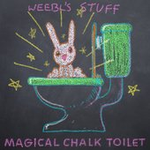 Magical Chalk Toilet