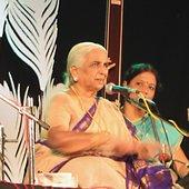 Girija Devi in concert in Pune, 2006