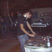 Arthur Nerino at DeeJay Match 2008