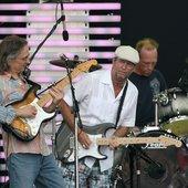 Sonny Landreth with Eric Clapton
