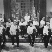 piazzolla y su orquesta típica