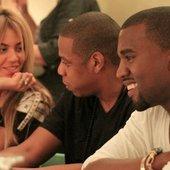 Jay-Z & Kanye West feat. Beyoncé