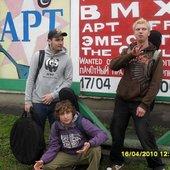 bmx SUN BRYANCISCO punk