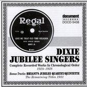 Bryant's Jubilee Quartet