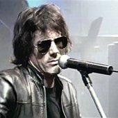 Facundo soto en el DVD El rock de mi vida