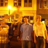 the band + tim