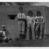 Bagshots Mk 3, Roy , Arthur, Dave + Farrell