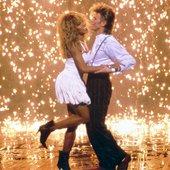Tina and David Bowie