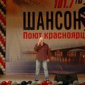"""выступление Сергей Ивлева с песней \""""Мама, Прости\""""."""
