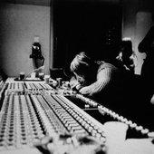 Waters in the studio