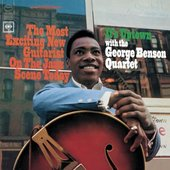 George Benson Quartet - It's Uptown