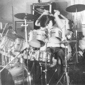 Drumming days