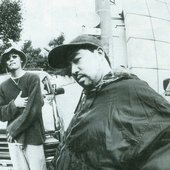 1996  ZEEBRA × K DUB SHINE