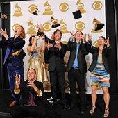 Arcade Fire in the 2011 Grammys!