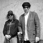 Alan and Richard Bishop