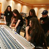 Shadows Fall - Studio