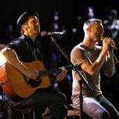 Adam Levine & Tony Lucca