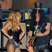 Slash (Feat. Fergie)